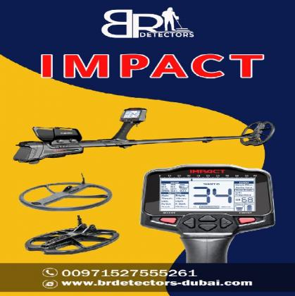 اجهزة كشف الذهب الخام امباكت IMPACT