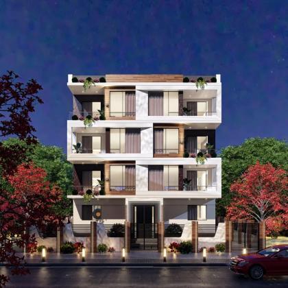 شقة للبيع في مصر في بقسط 1250 ريال.