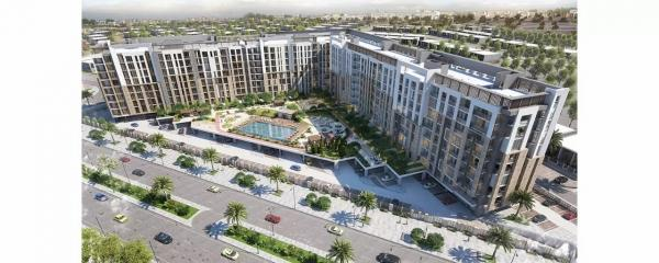 شقق للبيع في دبي بتقسيط شهري 3400 درهم
