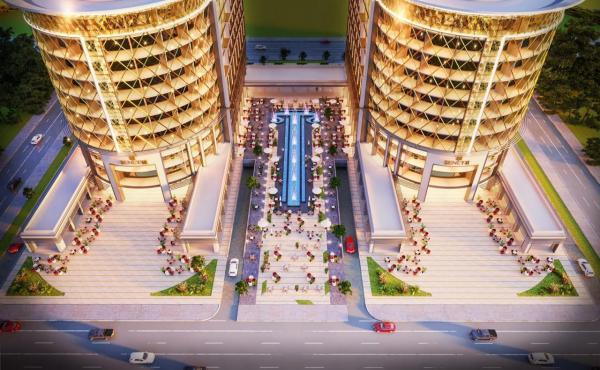 محلات تجارية للبيع في مصر العاصمة الإدارية بالتقسيط