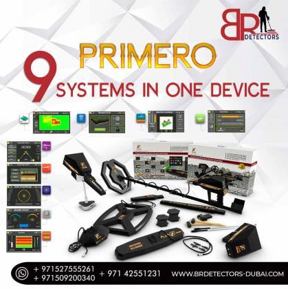 Gold Detector 2022 Primero   9 System in 1 Device
